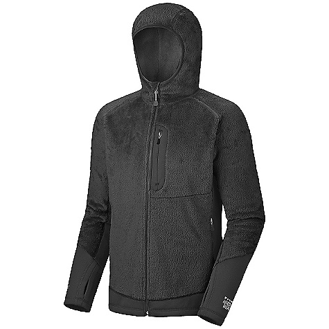 photo: Mountain Hardwear Monkey Man Lite Jacket fleece jacket