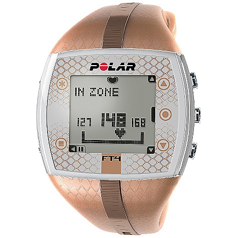 Polar FT4 Women's Heart Rate Monitor