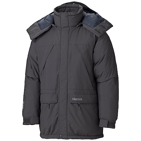 photo: Marmot Men's Yukon Classic Parka down insulated jacket