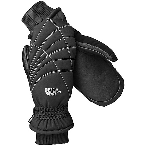 photo: The North Face Purr Fect Mitt insulated glove/mitten
