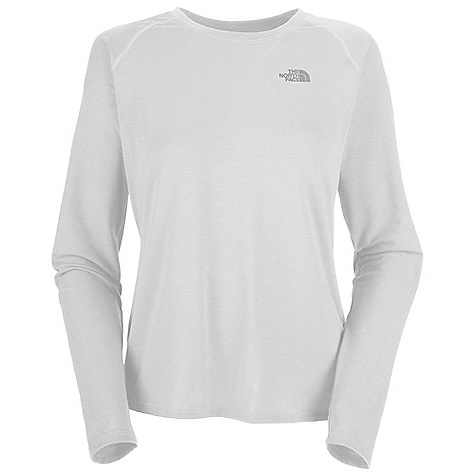 photo: The North Face Women's L/S Reaxion Crew long sleeve performance top