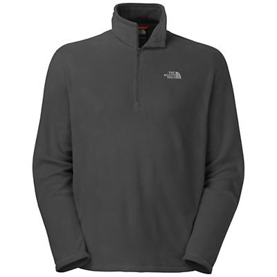 The North Face Men's TKA 100 Microvelour Glacier 1/4 Zip