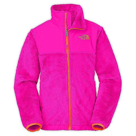 photo: The North Face Girls' Denali Thermal Jacket fleece jacket