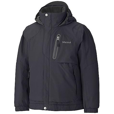 photo: Marmot Morzine Insulated Jacket snowsport jacket