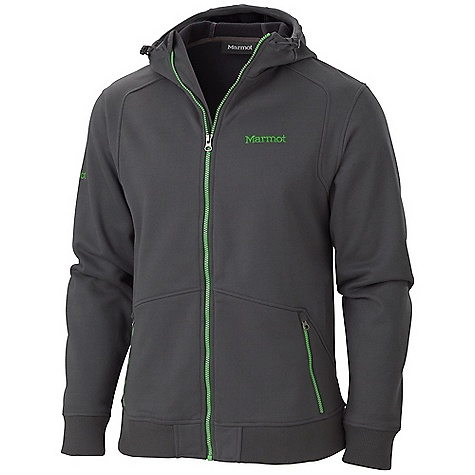 photo: Marmot Croydon Full Zip Hoody fleece jacket