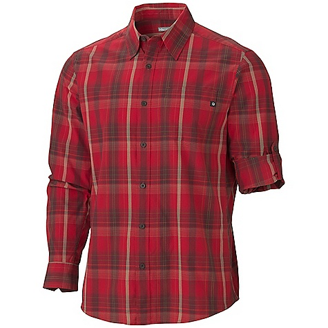 photo: Marmot Yarmouth LS Top hiking shirt