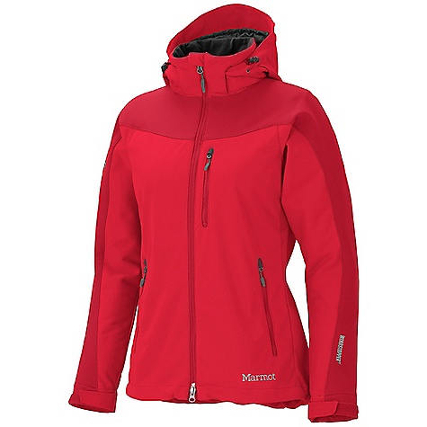 photo: Marmot Women's Super Hero Jacket soft shell jacket