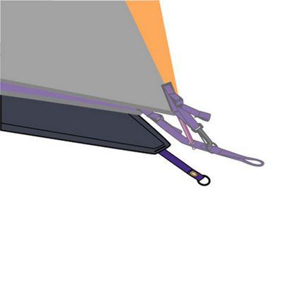 Mountain Hardwear Taurine 2 Footprint PL