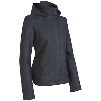 Icebreaker Women's Paramount Hooded Jacket