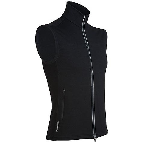 photo: Icebreaker Men's Quantum Vest fleece vest