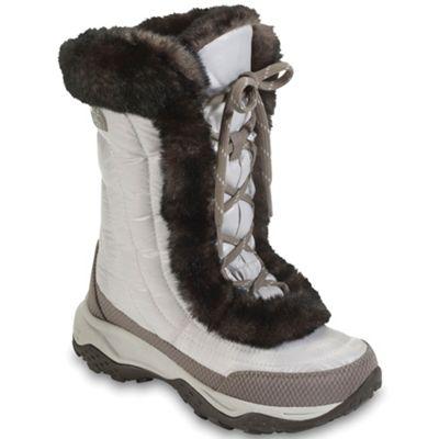 The North Face Girls' Nuptse Fur II Boot