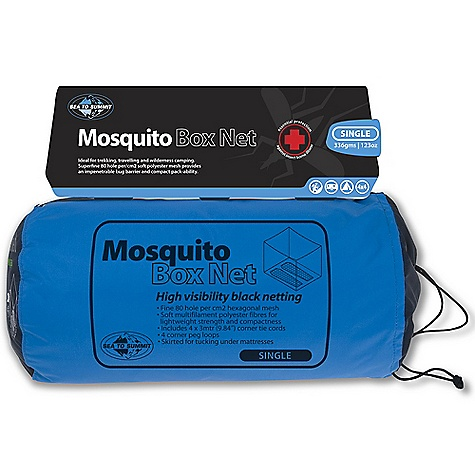 photo: Sea to Summit Mosquito Box Net Single Shelter