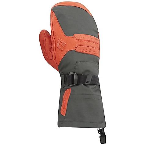 photo: Black Diamond Vision Mitt insulated glove/mitten