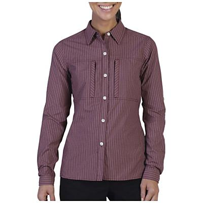 ExOfficio Women's Drylite Check Shirt