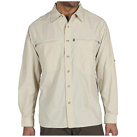 ExOfficio Reef Runner Lite Long-Sleeve Shirt