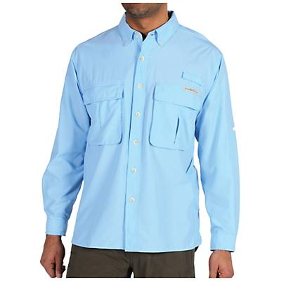 ExOfficio Men's Air Strip LS Woven