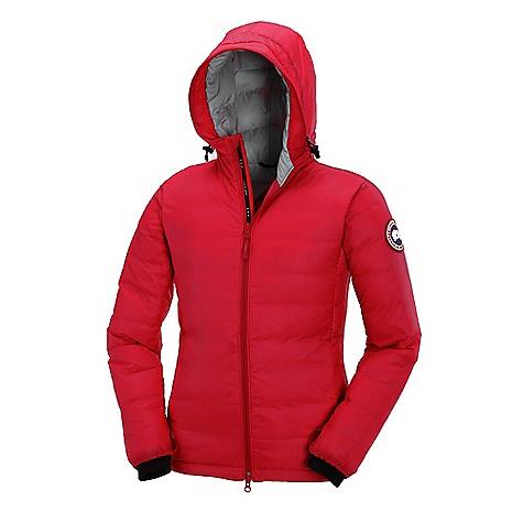 Canada Goose Women's Camp Hoody Red
