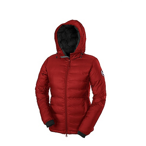 Canada Goose Women's Camp Hoody Red / Black