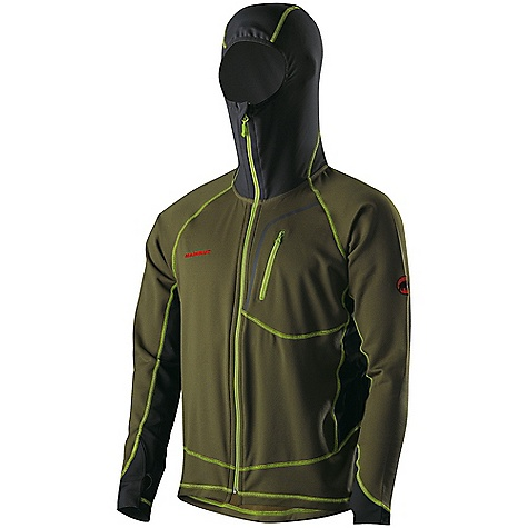 photo: Mammut Men's Yukon Tech Jacket wind shirt