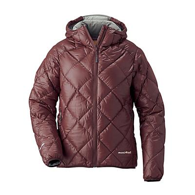 MontBell Women's Alpine Light Down Parka