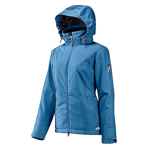 photo: GoLite Castle Peak Zonal Insulated Parka snowsport jacket