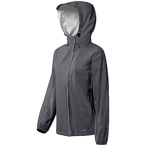 photo: GoLite Women's Tumalo Pertex 2.5-Layer Storm Jacket waterproof jacket