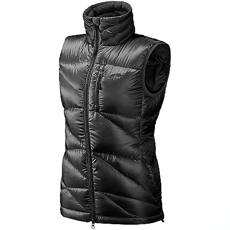 photo: GoLite Women's Beartooth 650 Fill Down Vest down insulated vest