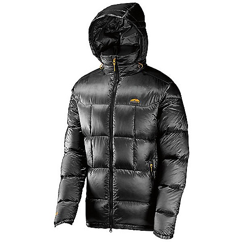 photo: GoLite Men's Roan Plateau 800 Fill Down Hooded Jacket down insulated jacket