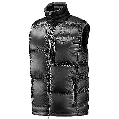 photo: GoLite Men's Beartooth 650 Fill Down Vest down insulated vest