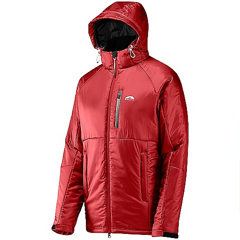 photo: GoLite Pinyon Ridge Zonal Insulated Parka synthetic insulated jacket