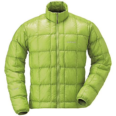 photo: MontBell Men's EX Light Down Jacket down insulated jacket