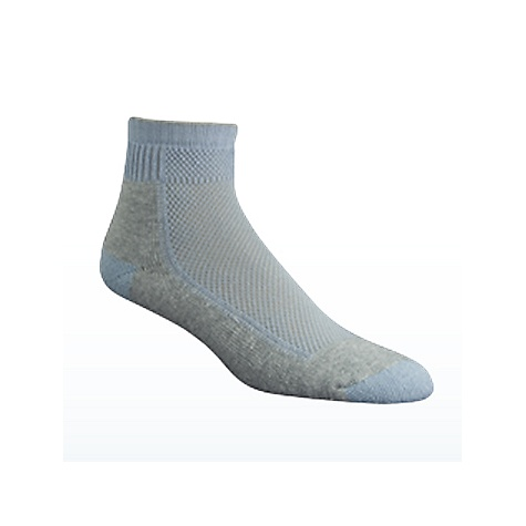 photo: Wigwam Cool-Lite Hiker Pro Quarter Length hiking/backpacking sock