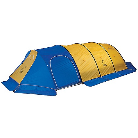 photo: Sierra Designs Polar Tunnel 4 four-season tent