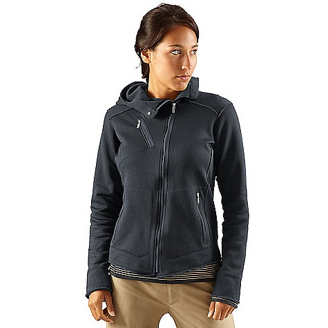 photo: Nau Profile Fleece Hoody fleece jacket