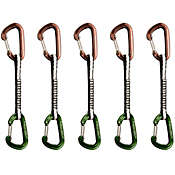 Metolius FS Mini Wire-Gate Quickdraw 5 pk