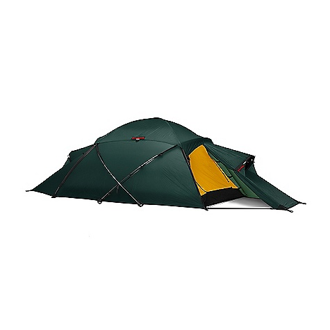 photo: Hilleberg Saivo four-season tent