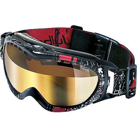 photo: Julbo Dark Lord goggle