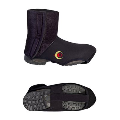 Crescent Moon Neoprene Overbooties