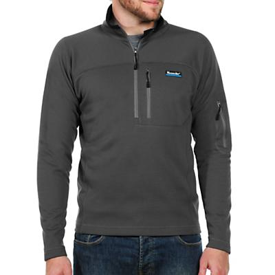 Moosejaw Men's Luke Garver 1/4 Zip Lightweight Fleece