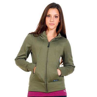 Moosejaw Women's Nicole Hodsdon Lightweight Fleece Zip