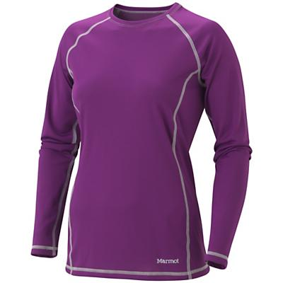 Marmot Women's Lightweight Zip Neck LS