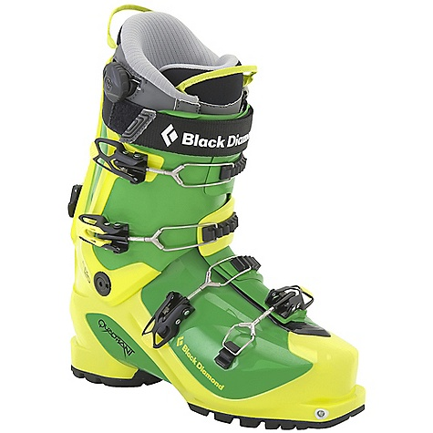 photo: Black Diamond Quadrant alpine touring boot
