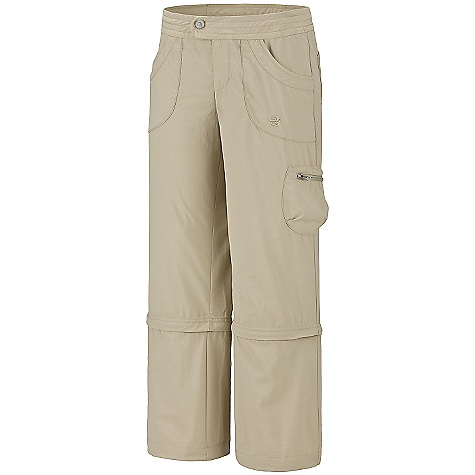 photo: Mountain Hardwear Desria Zip-Off Pant hiking pant