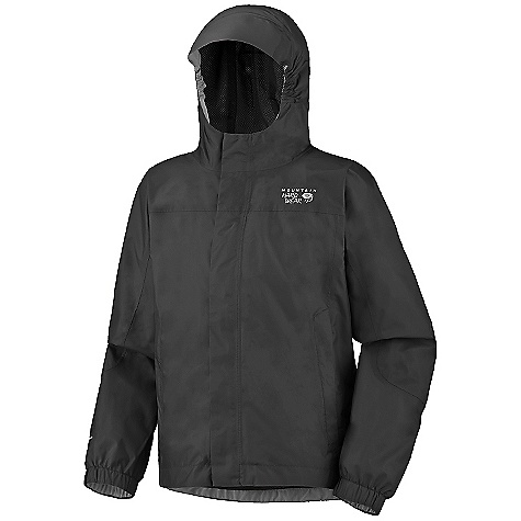 photo: Mountain Hardwear Boys' Epic Jacket waterproof jacket