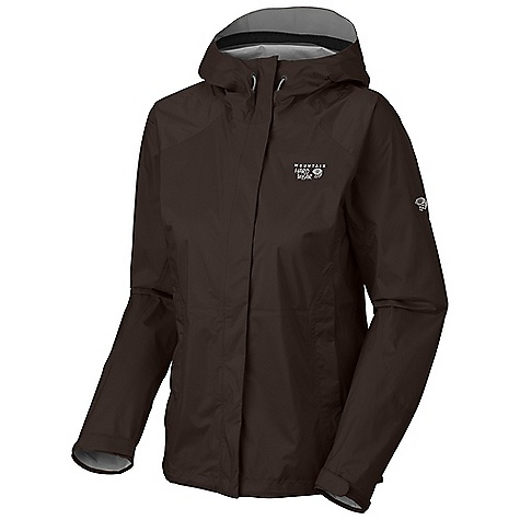 photo: Mountain Hardwear Women's Epic Jacket waterproof jacket