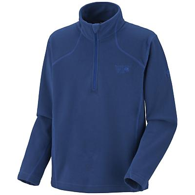 Mountain Hardwear Boys' Microchill Zip T