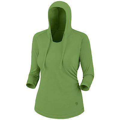 Mountain Hardwear Women's Pandra Elbow Sleeve Hoody