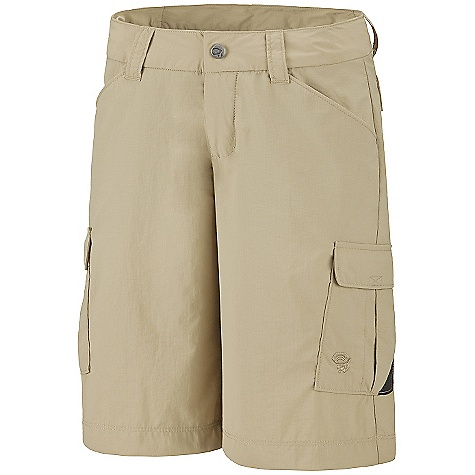 photo: Mountain Hardwear Ravi Short hiking short