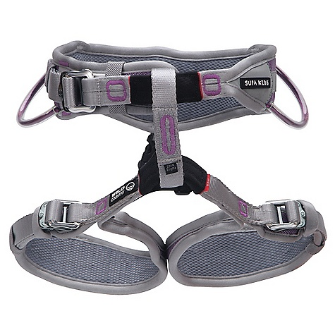 photo: Wild Country Vision Super Kids Ziplock sit harness