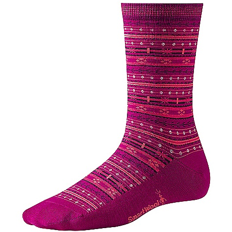 photo: Smartwool Mini Fairisle hiking/backpacking sock